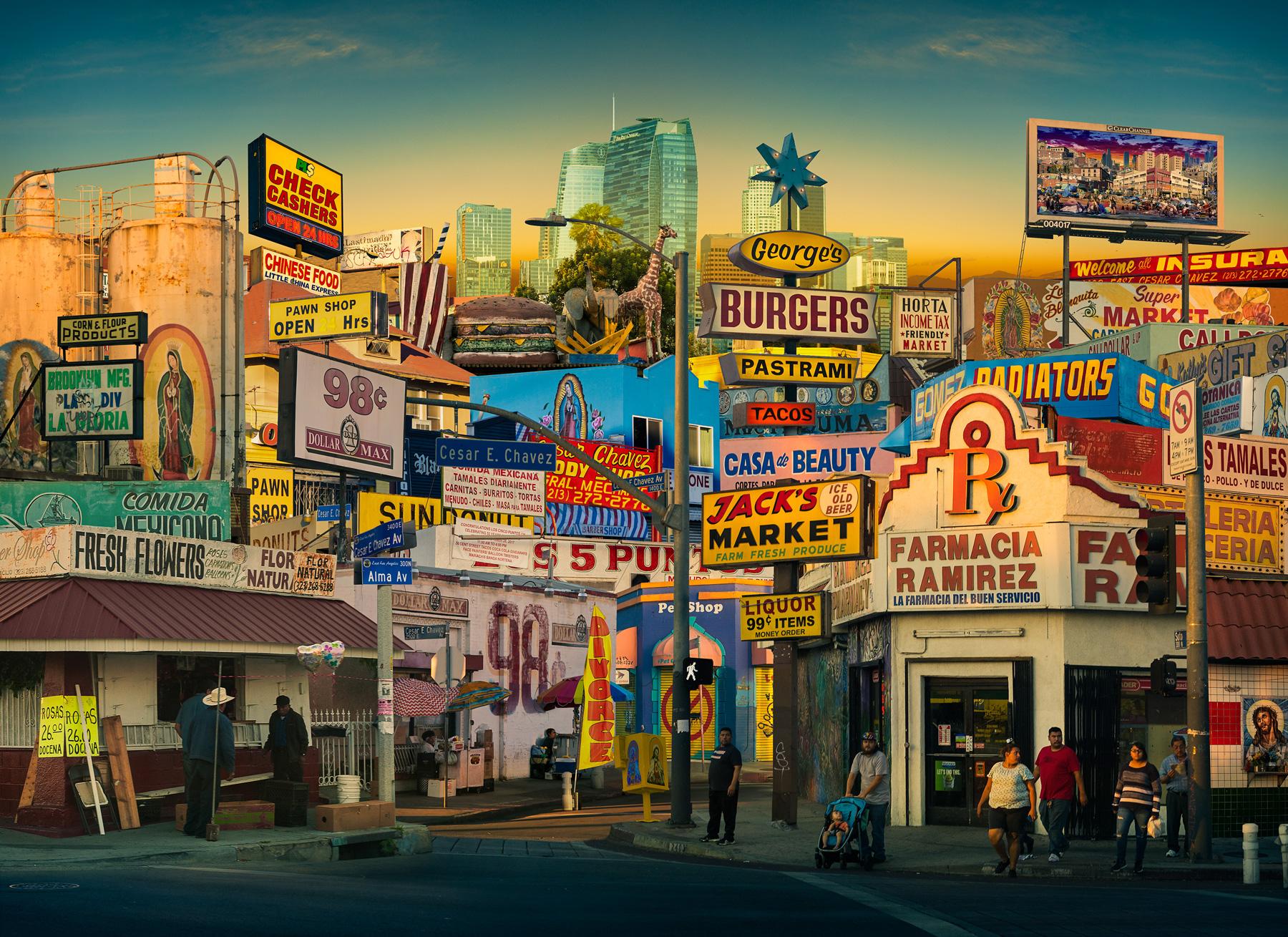 """Boyle Heights"" Los Angeles, CA"