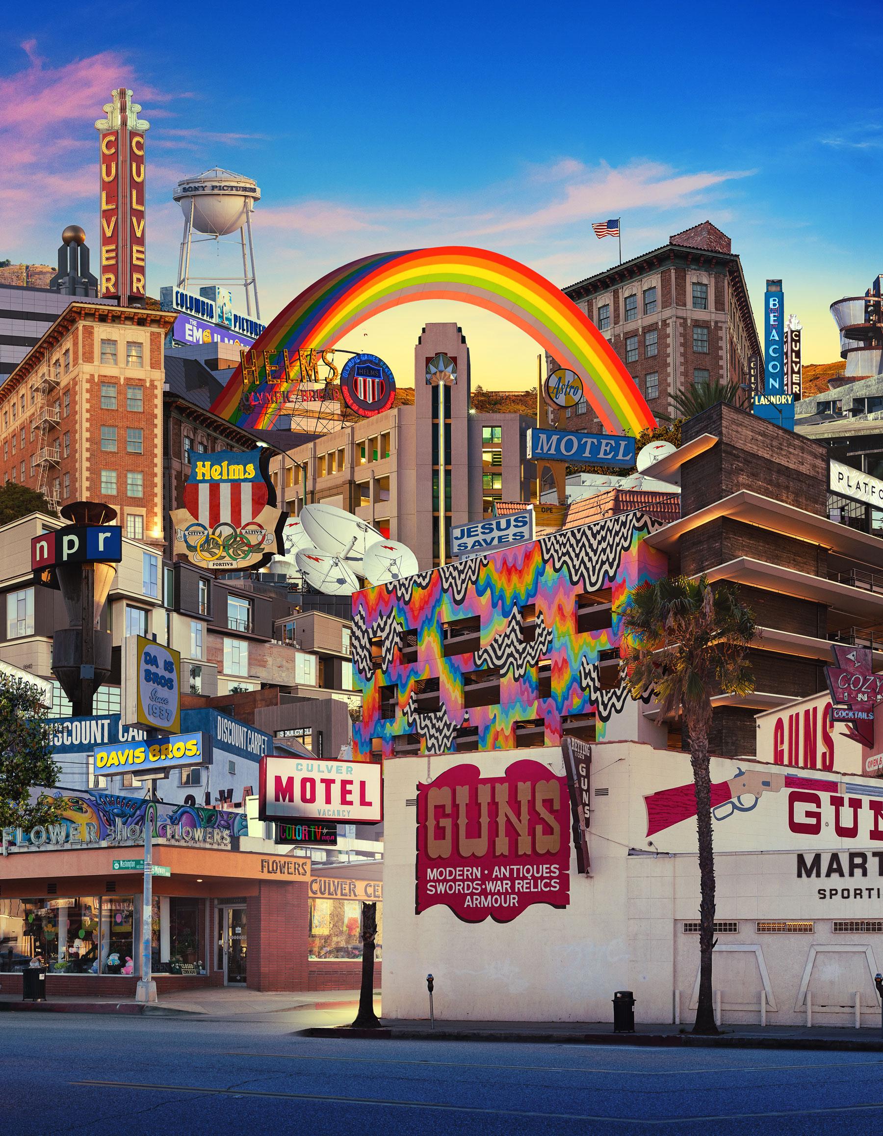 """""""Culver City"""" Los Angeles, CA"""