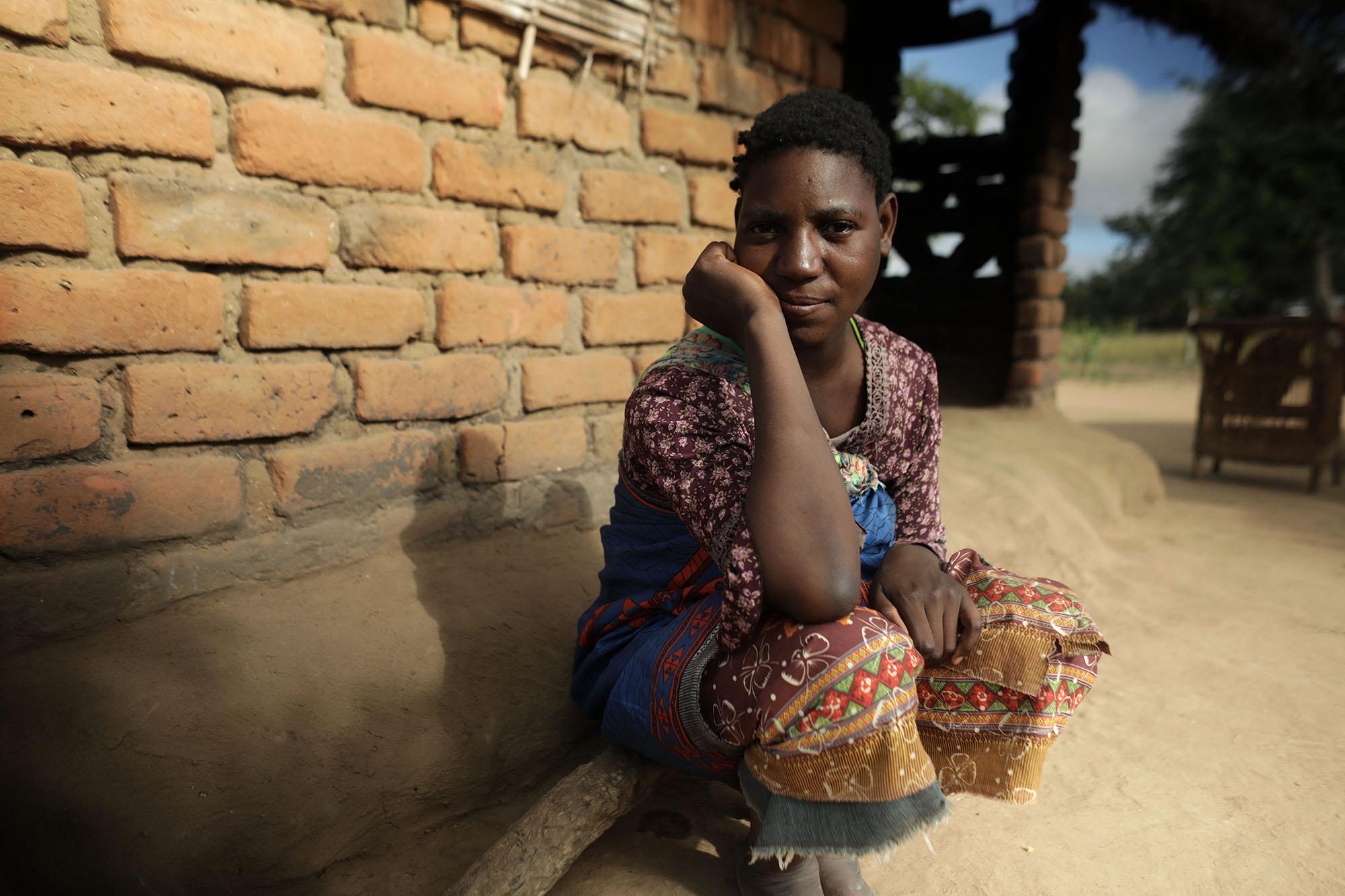Mariam Chinguwo. Photo by Josh Estey.
