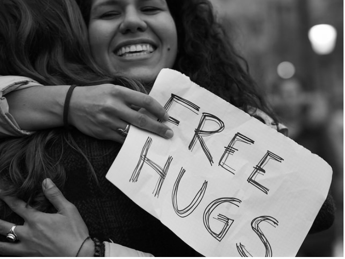 February: How Hugging can save your life!…Read More!