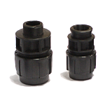 Male & Female Adapters pressure rated to 200 PSI @ 73ºF. Available in IPS & CTS sizes.