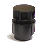 Caps pressure rated to 200 PSI @ 73ºF. Available in IPS & CTS sizes.