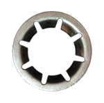 "SS Grip Rings restrain Cepex PP Fittings on Copper & PVC pipe. They are available in 1/2"" - 1"" CTS for Copper Pipe and 1/2"" - 2"" IPS for PVC Pipe."