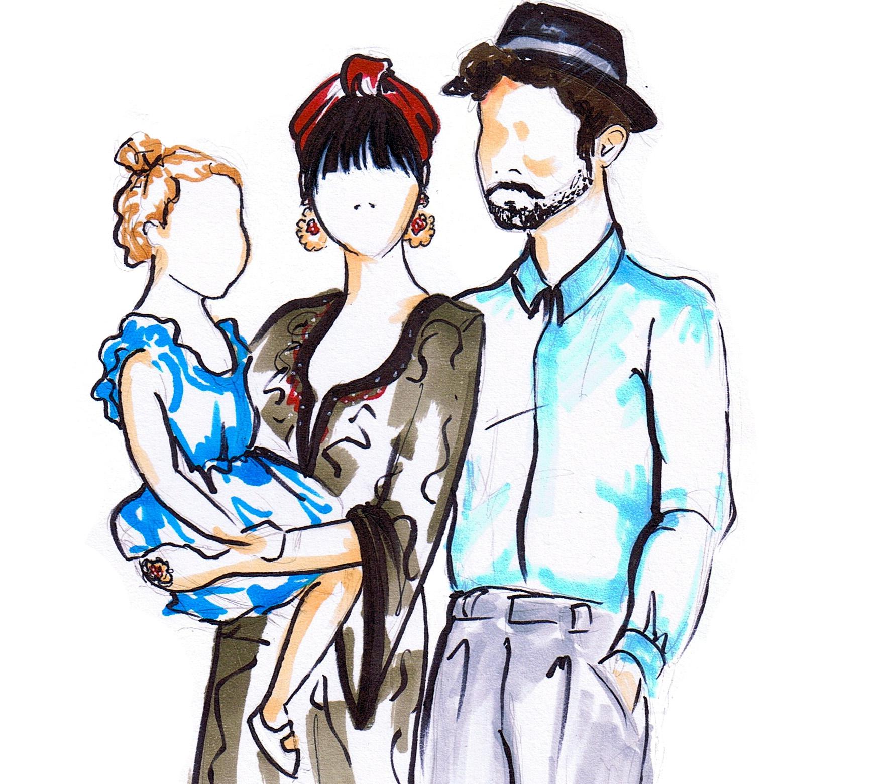 Noa +  Tanja  +  Joshua