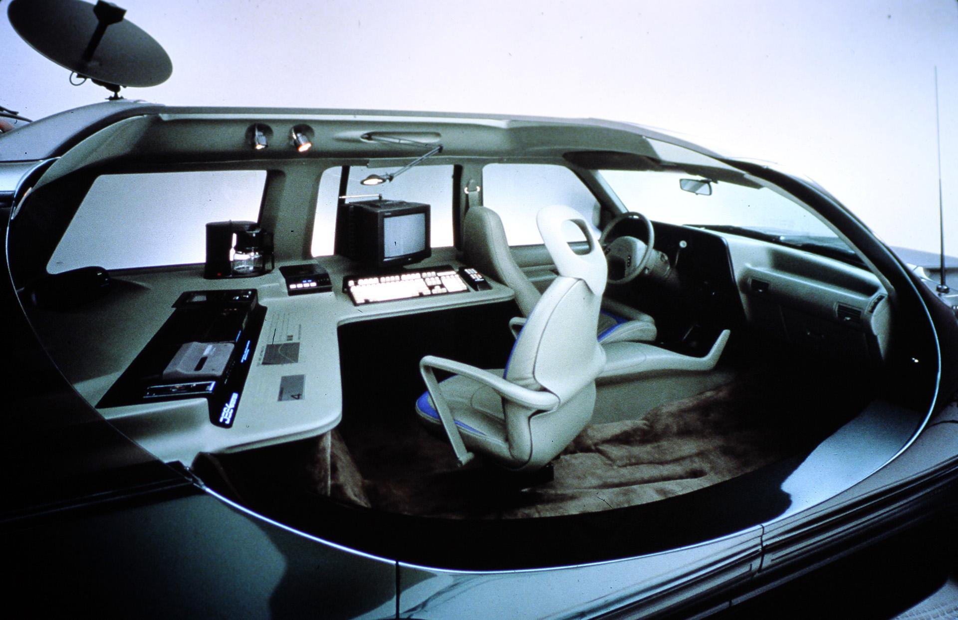 Ford Desk Drive , April 1991  uncredited