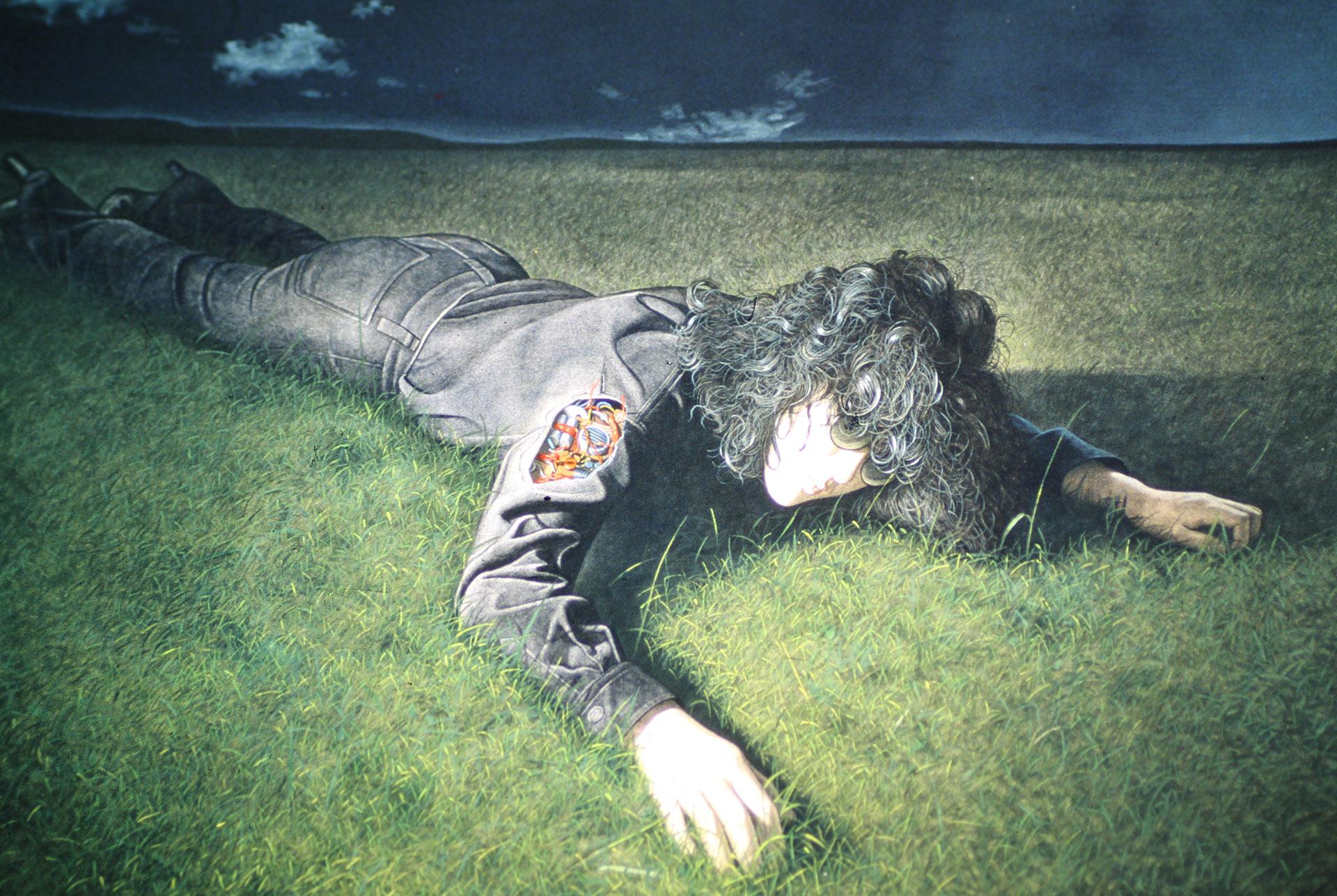 Untitled, record jacket, February 1981  Haruo Takino