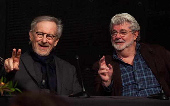 Speilberg and Lucas
