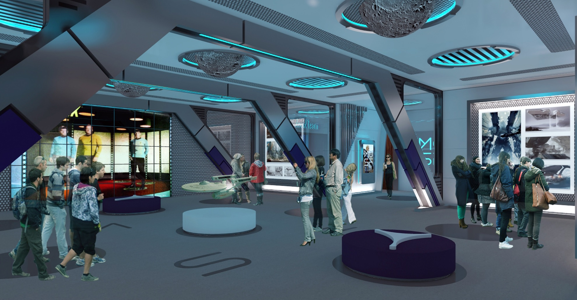 Interior design by Hakan Imert, Turkey