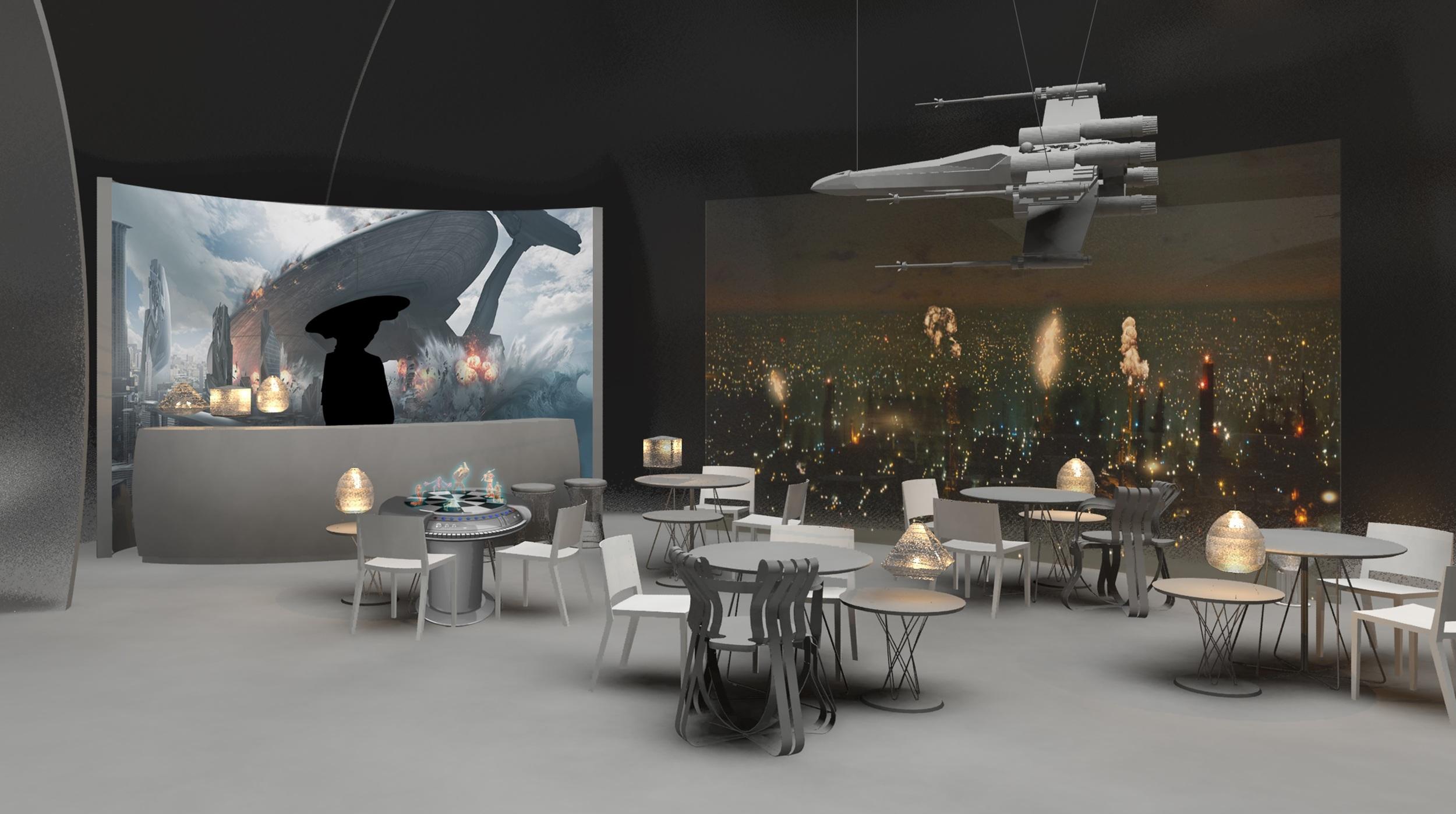 Interior design by Chiara Rizzarda, Italy