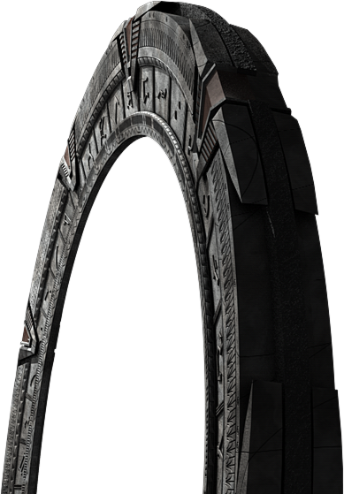 Stargate large-scale (1:1) prop -  Stargate  (1994)