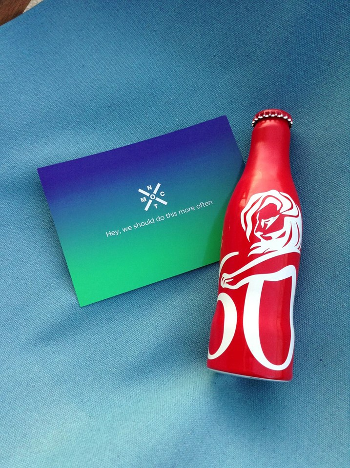 Mecenato and Coke's Cannes Lions 60th edition bottle