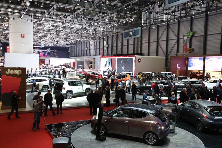 © 2014 Geneva International Motor Show