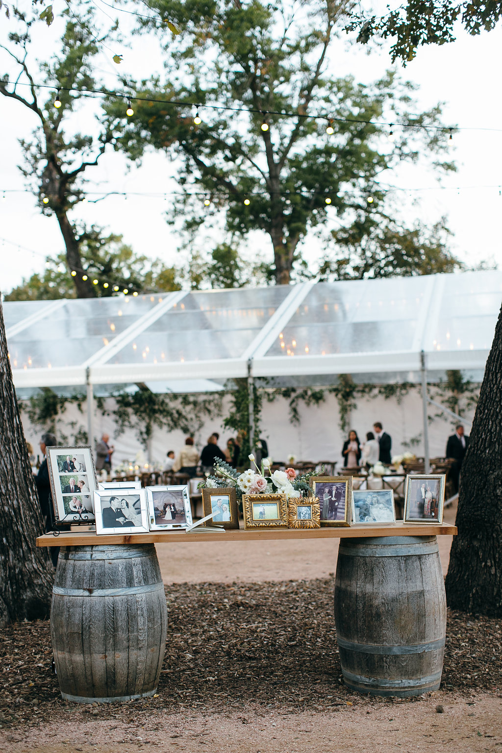 Lyons Events Welcome Table