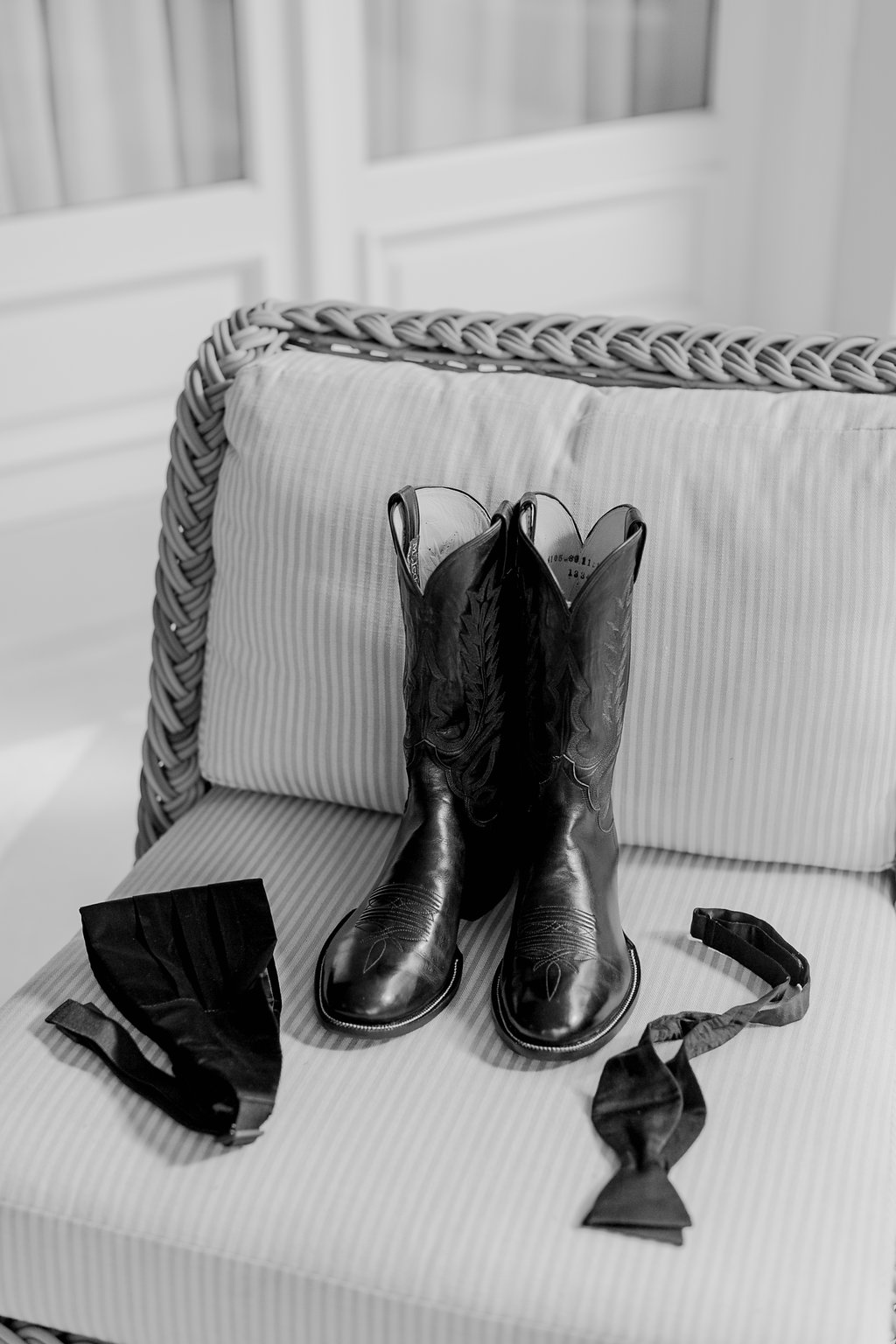 Lyons Events Boots