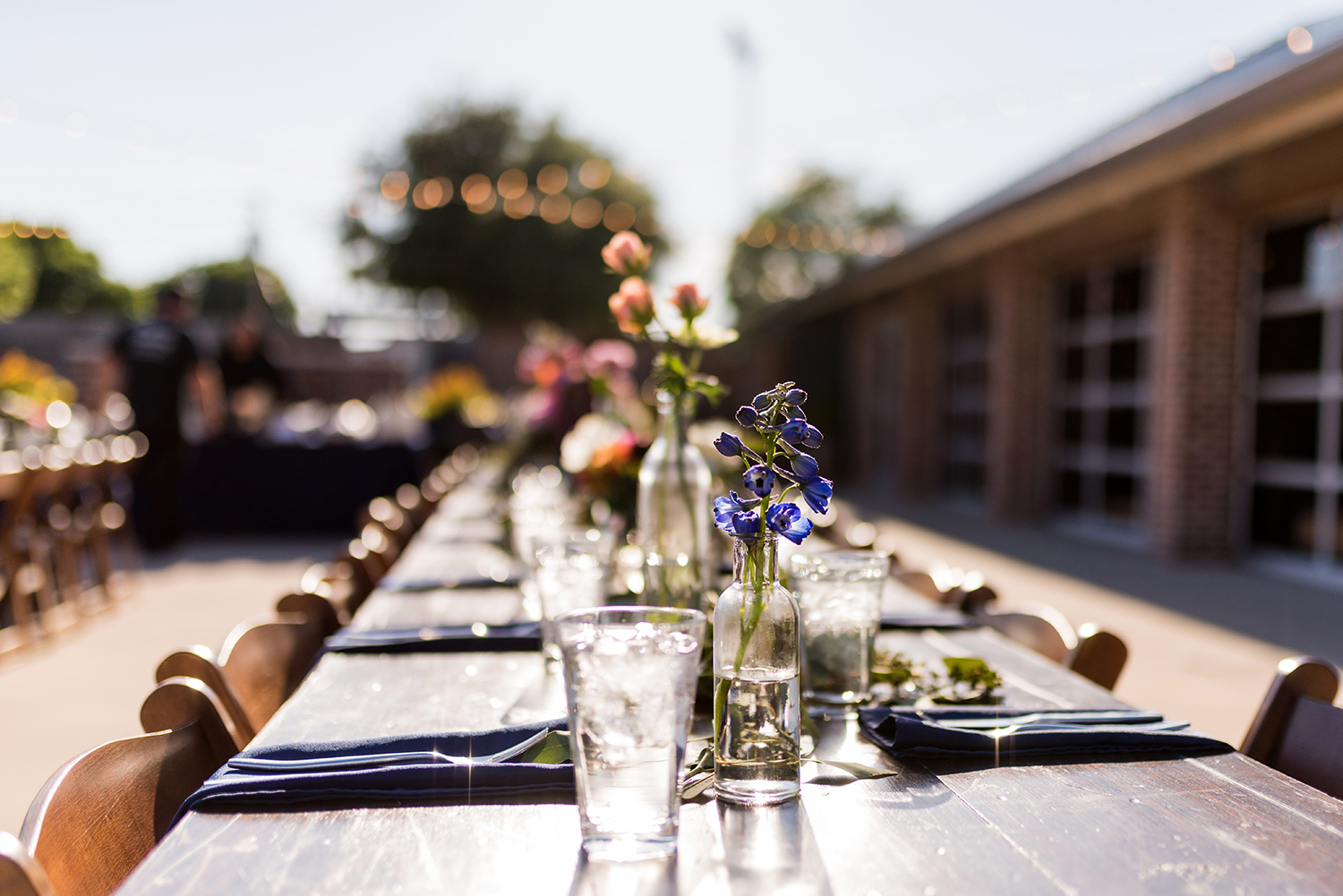 Lyons Events Farm Table
