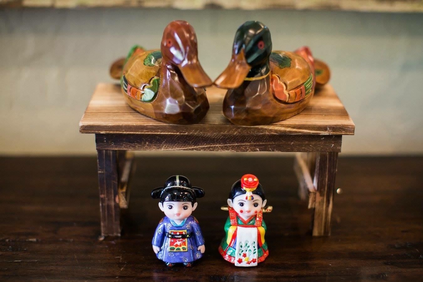 Lyons Events Korean Ducks