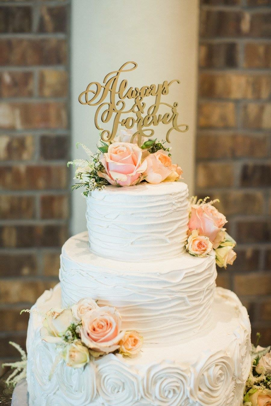 Lyons Events Cake
