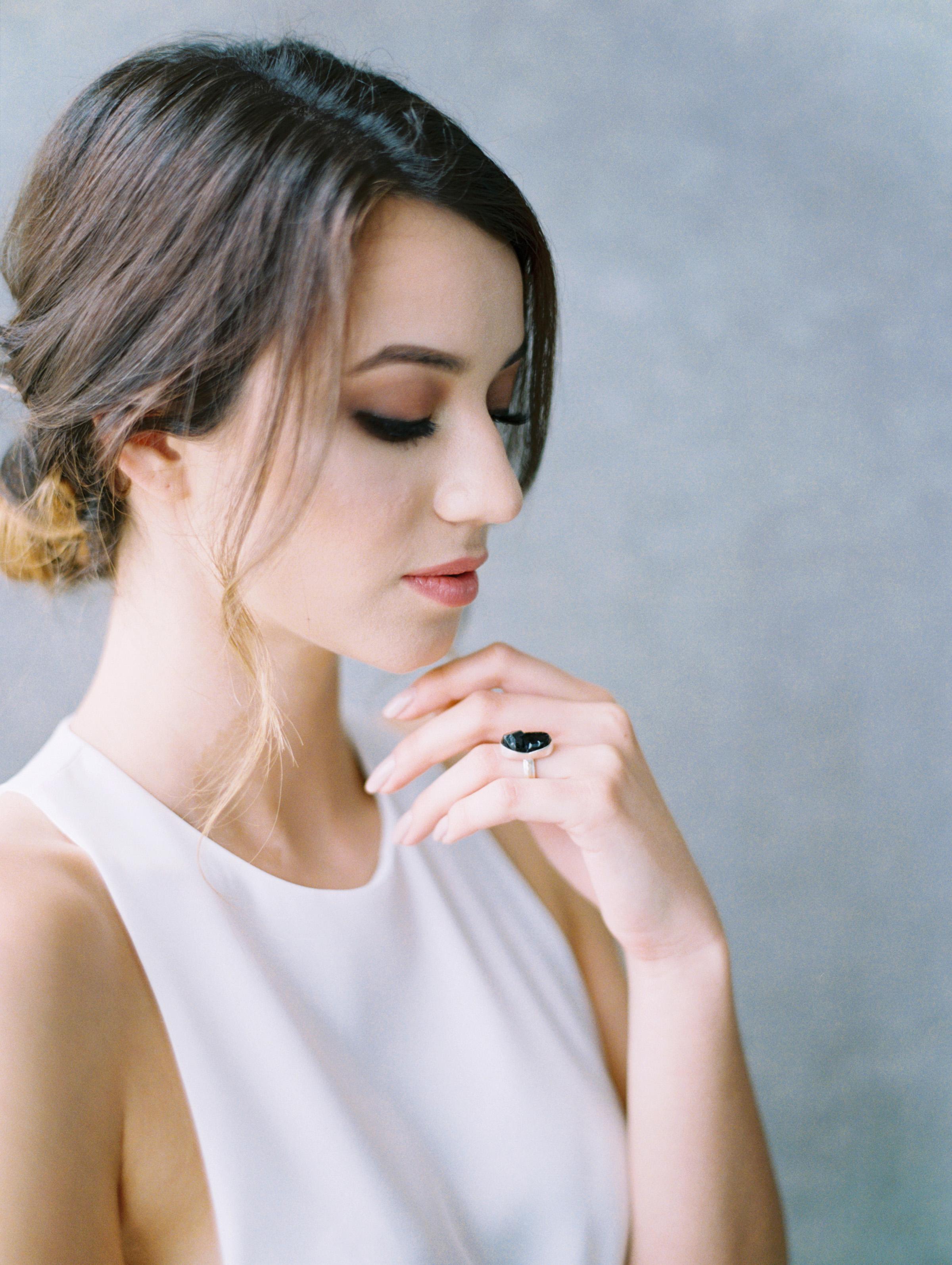 Lyons Events Esther Kao Custom Wedding Ring