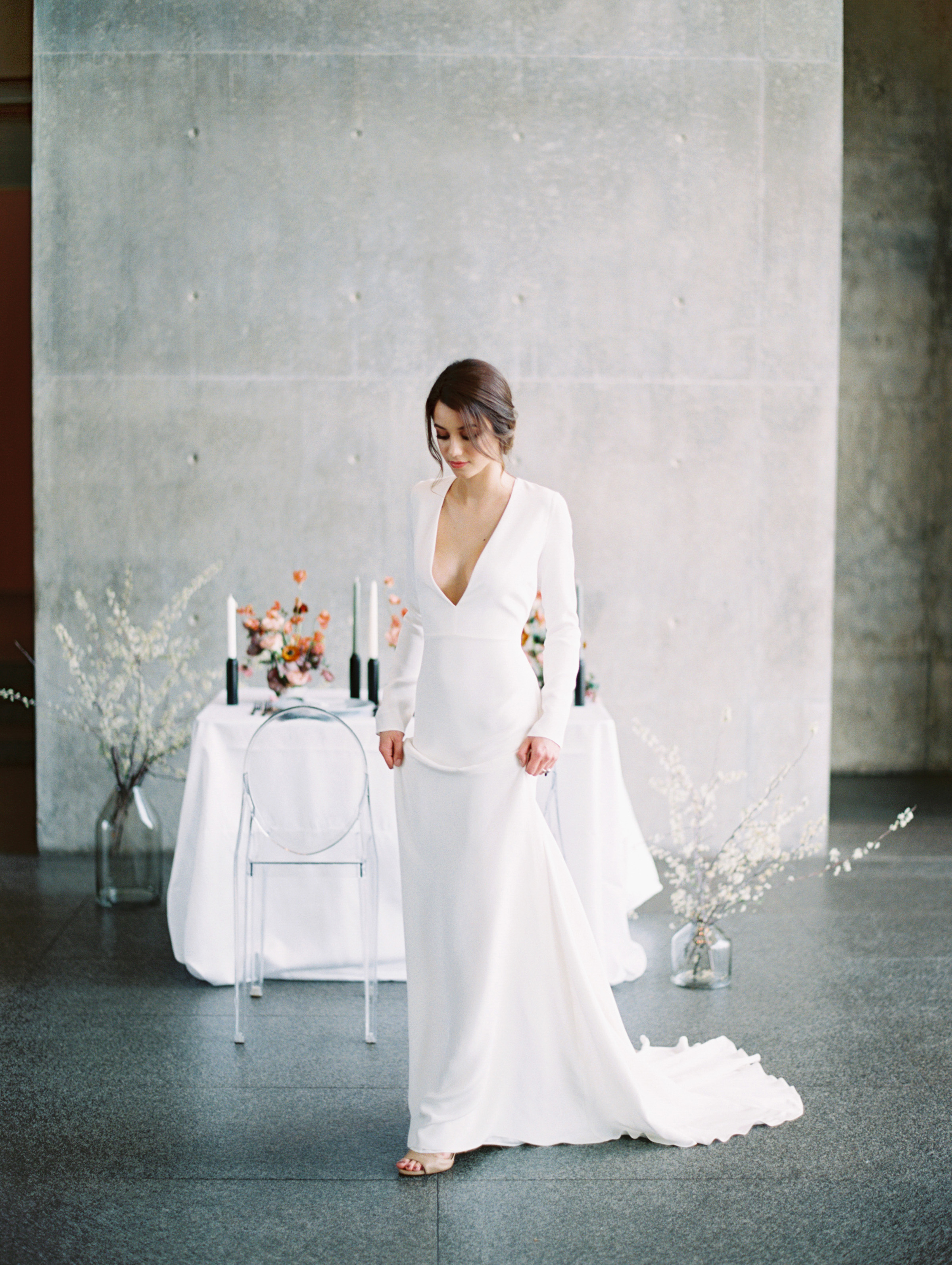 Lyons Events Alexandra Grecco Wedding Dress