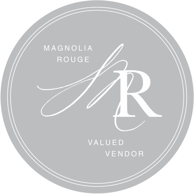 Magnolia Rouge Featured Badge