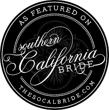 Southern California Bride Featured Badge