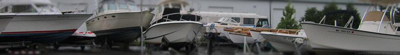 Boats Stored During a Hurricane