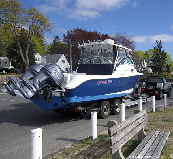 Spring Boat Launch