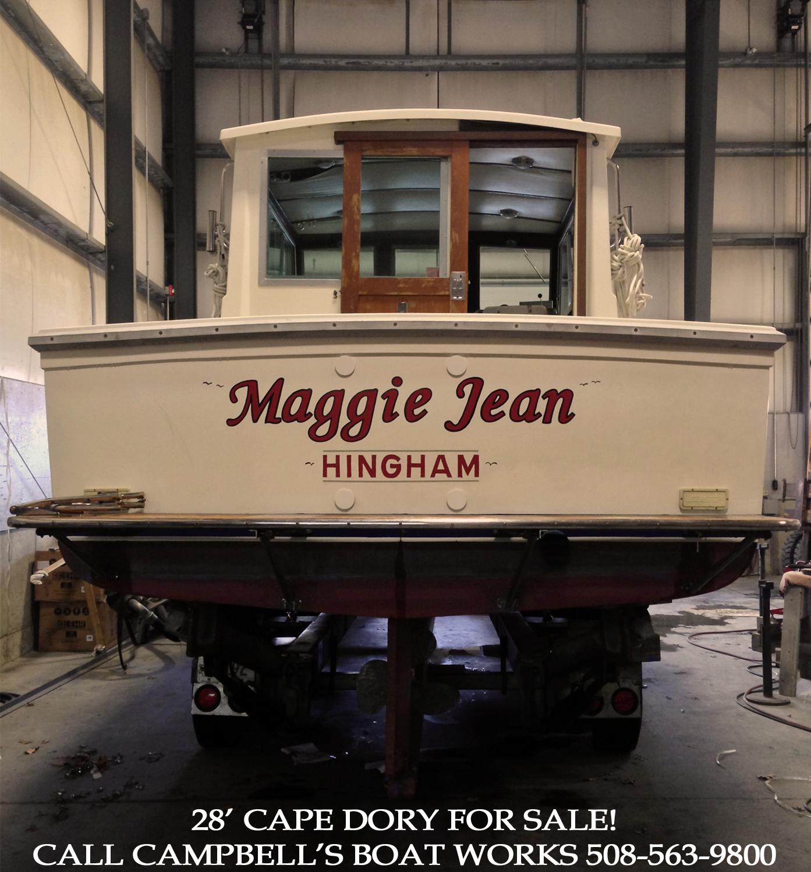 28' Cape Dory Power Cruiser For Sale