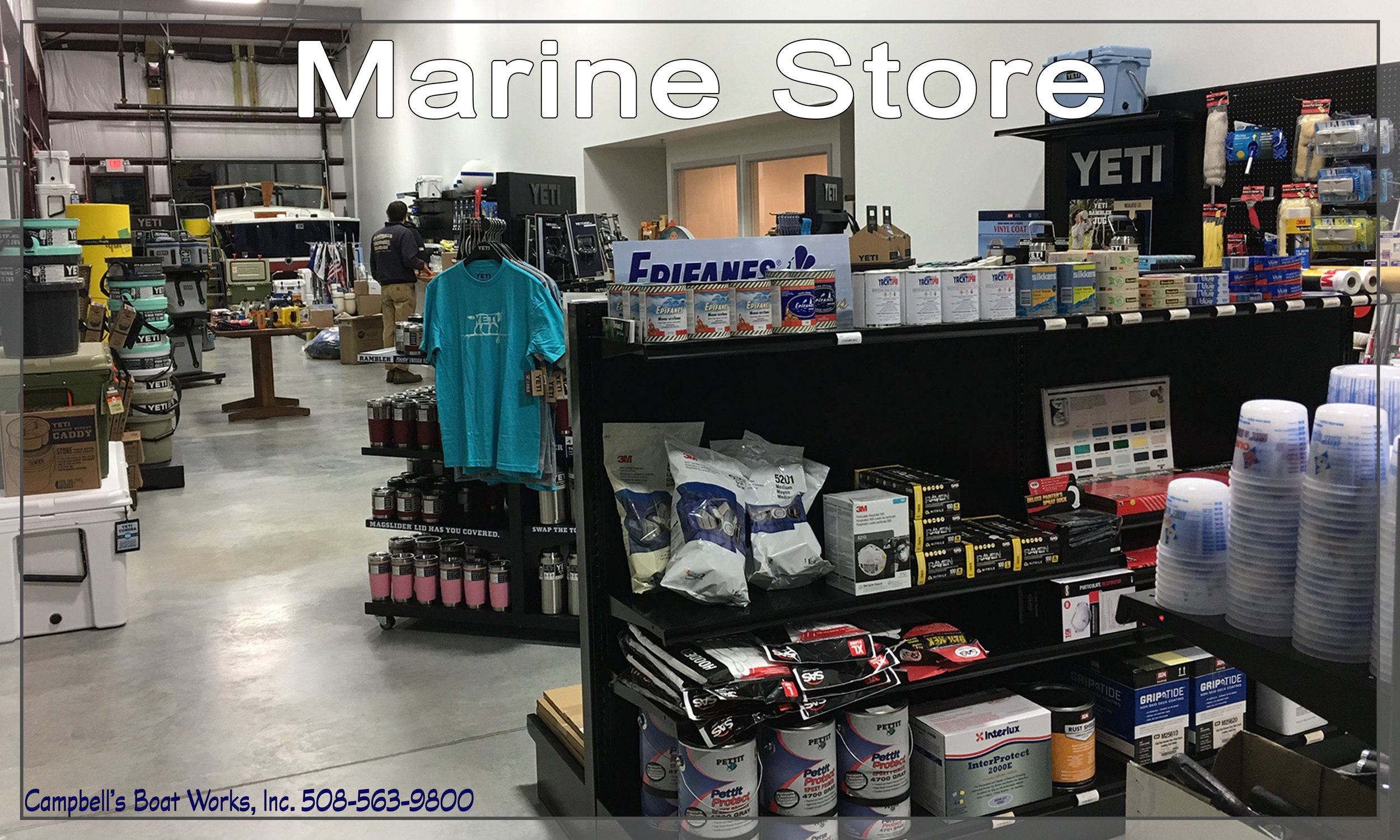Marine Boat Supply Store Cape Cod