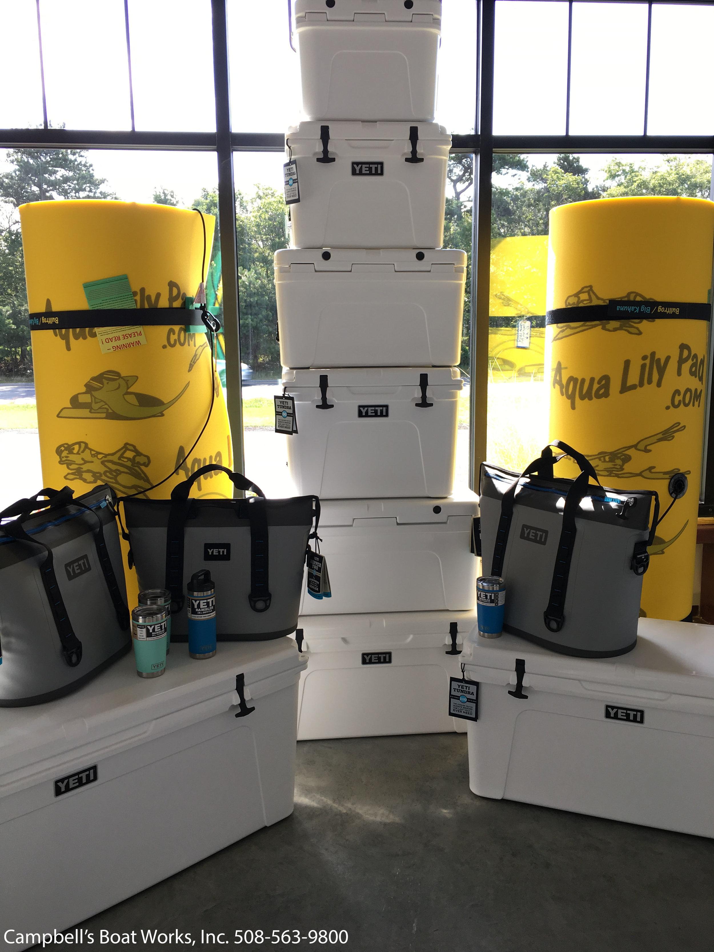 Yeti Coolers Aqua Lilly Pads