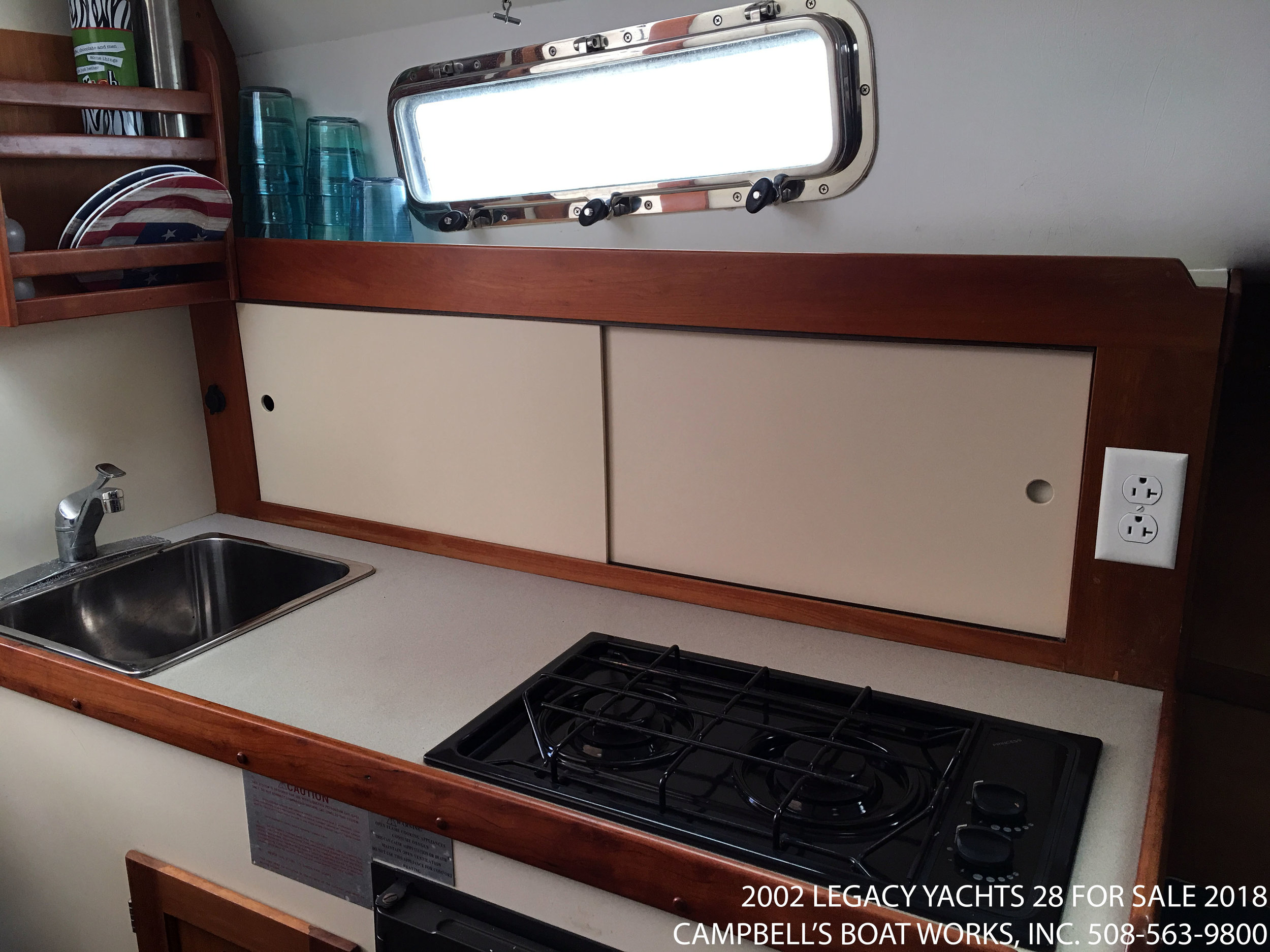 2002 Legacy Yachts 28 For Sale
