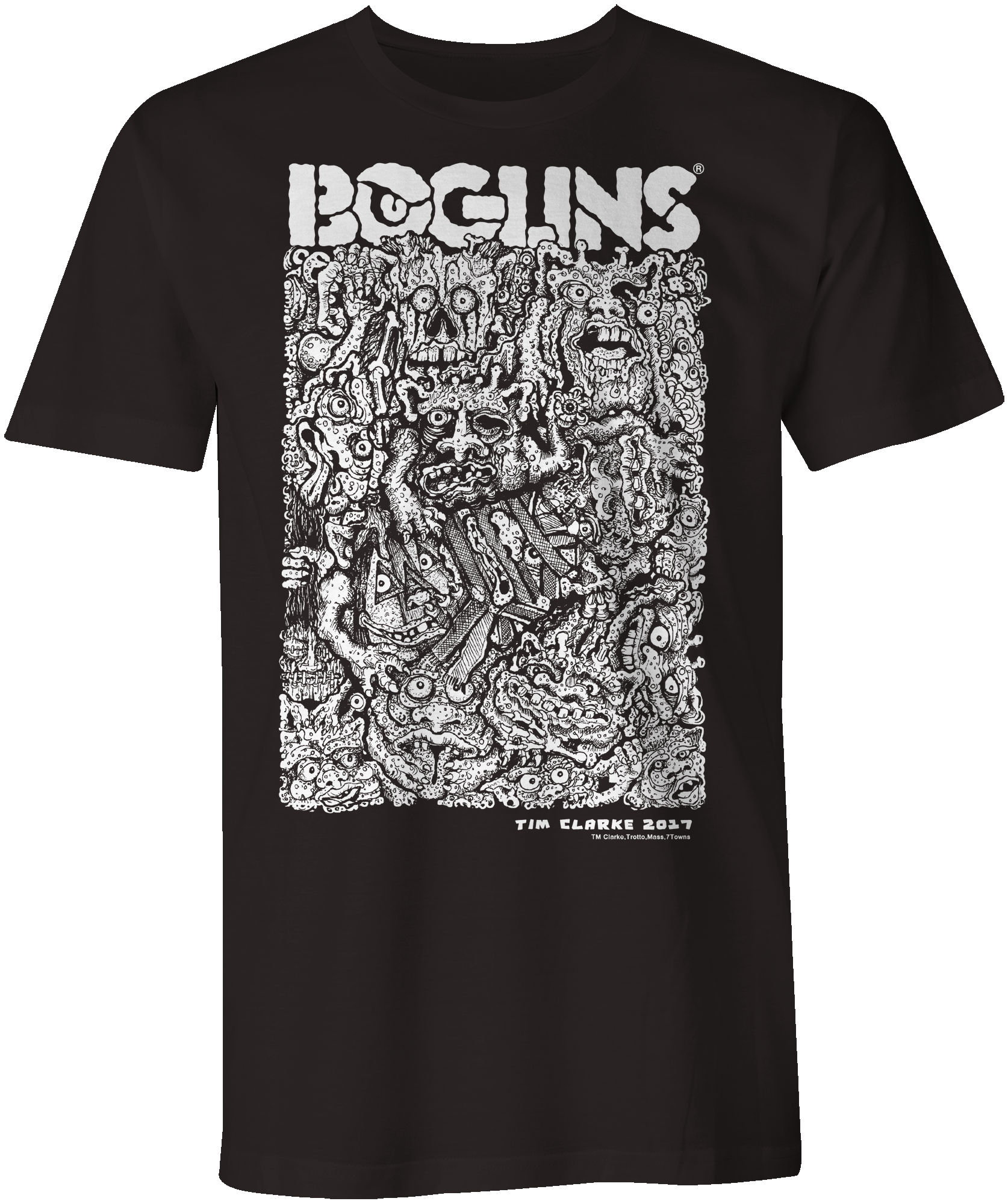 NEW! Boglins Menace T-Shirt!    $20.00