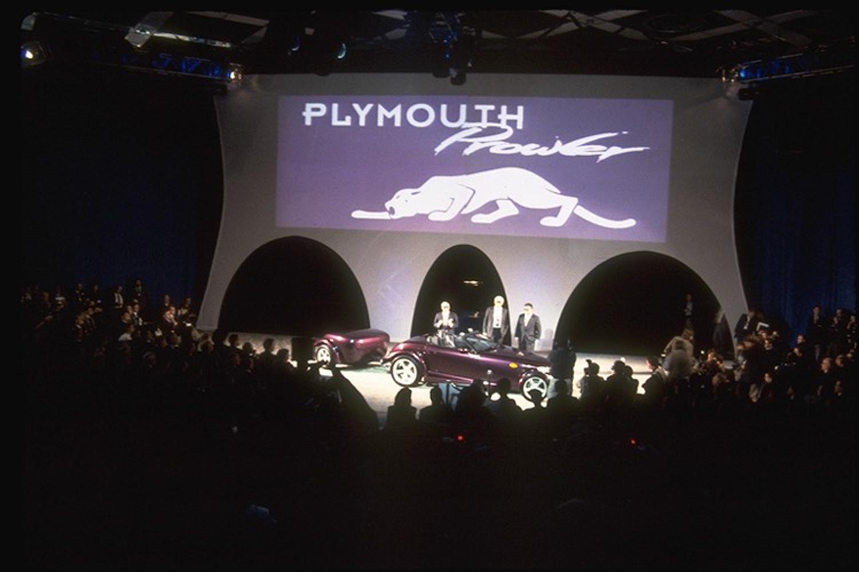 Plymouth Prowler Press Launch -  Detroit Auto Show