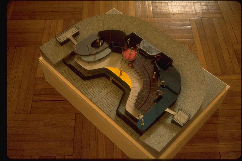 Aerosmith -  Pump Tour - Studio 3D Model (Not final paint colour scheme)