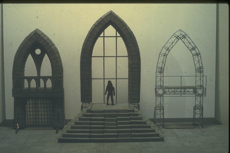 Ozzy Osbourne -  Studio 3D Model
