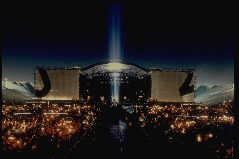 U2 -  Joshua Tree Tour - First show of tour - Tempe, AZ