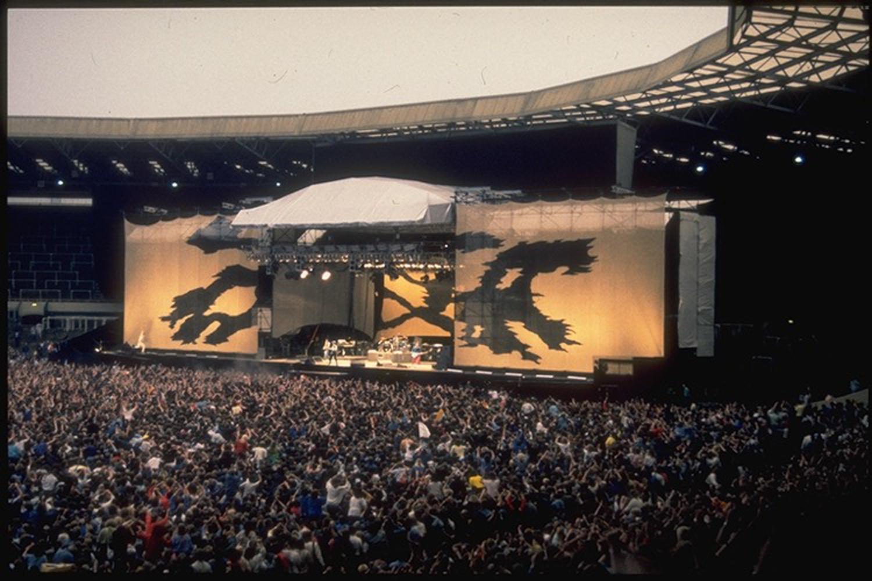 U2 -  Joshua Tree Tour - Wembley Stadium, London
