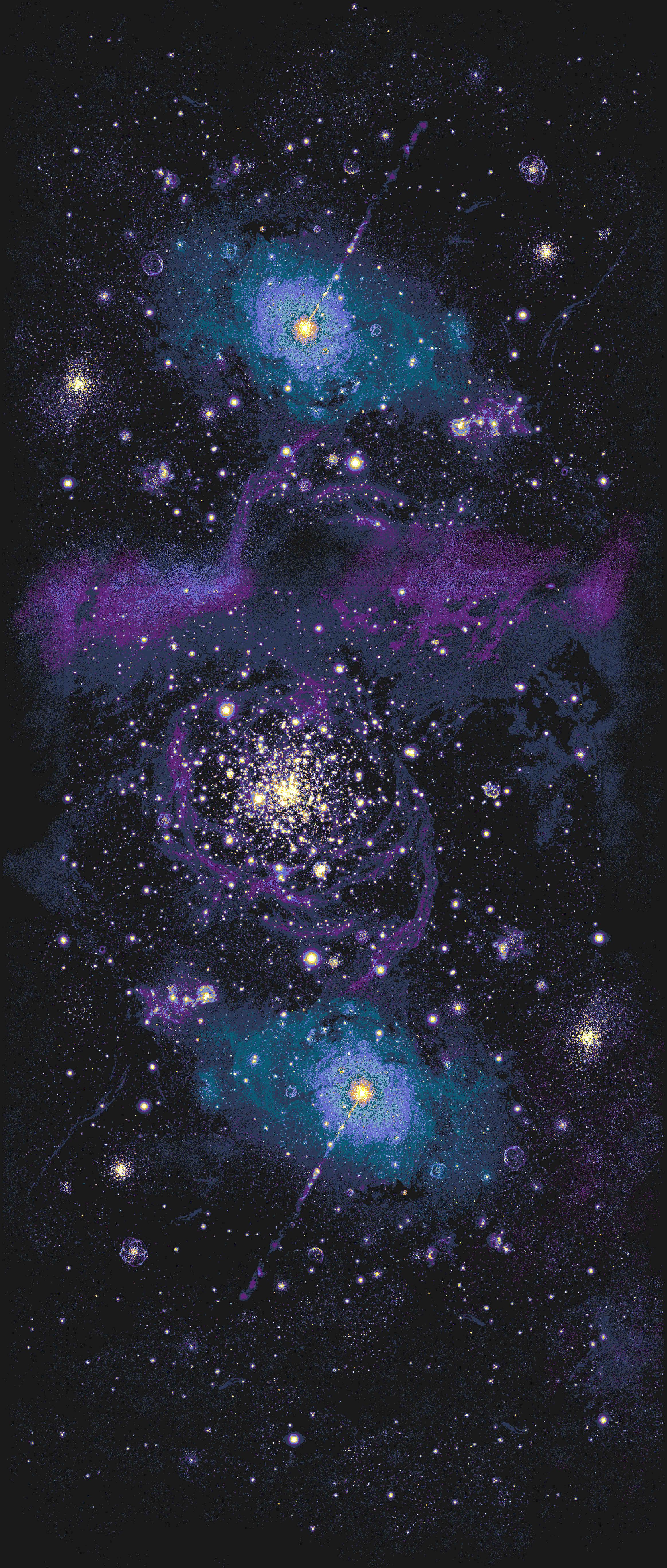 "Cosmic 1A                 straight  12"" x 24"""