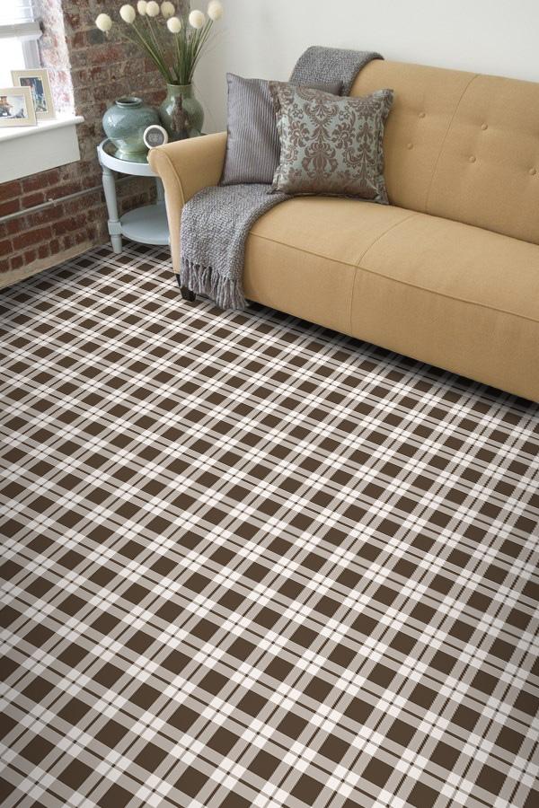 "Pattern # 6069                               Pattern Name: Sherlock  Pattern Repeat: 4"" x 4""  Straight Match  In Stock"