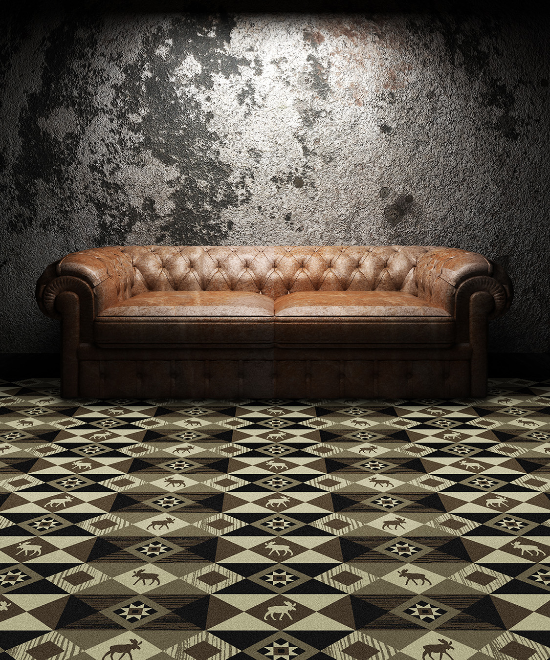 """Pattern # 5492                              Pattern Name: Great Outdoors  Pattern Repeat: 36"""" x 36""""  In Stock"""