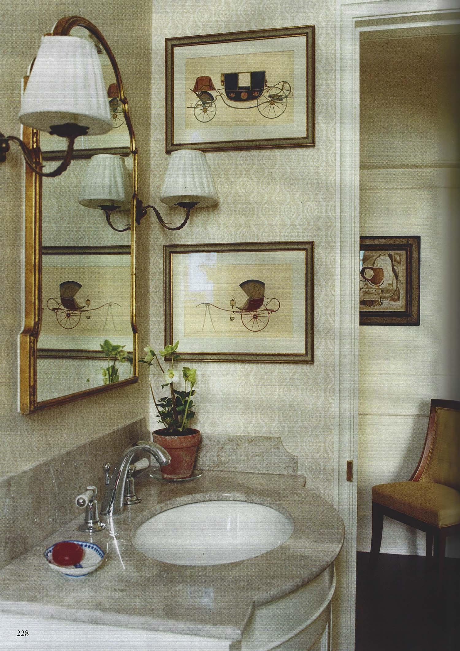Update Press Page - The World of Interiors - June '16 - 'Cream of Caramel' - Page 228 - Designer - James McWhirter.jpg