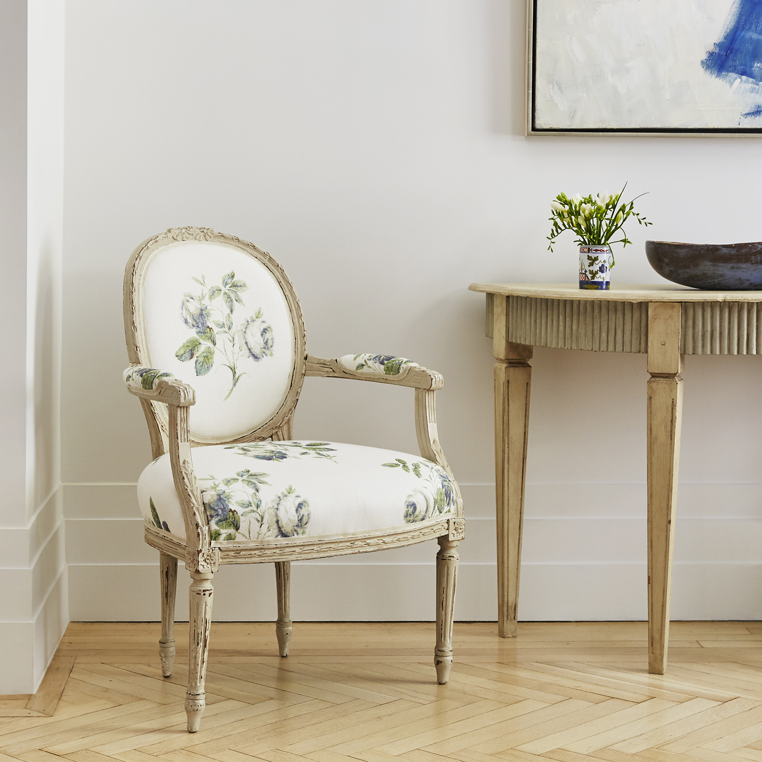 1.Blithfield - The Winthrop Collection  - Simsbury - Lime Blue French Chair B.jpg