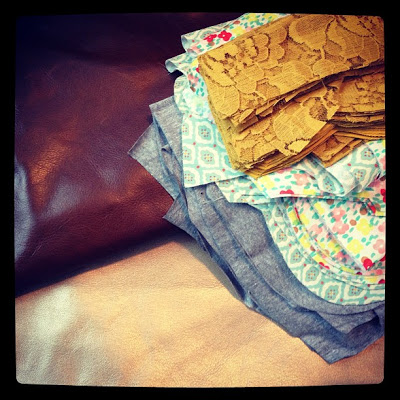 Savannah,GA: Well-Loved's upcoming Classic Collection: Leather Duo, Champagne and Rustic Brown