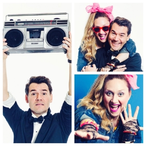 ADDICTED TO LOVE July 1 - Sept 24 a NEW musical-comedy