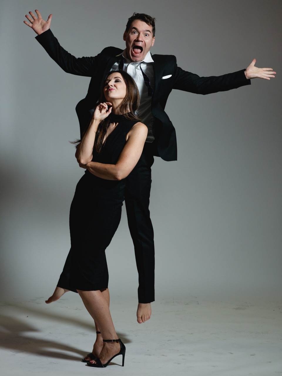 live theater Charleston 34 west power of love actor jeff querin beth curley.jpg