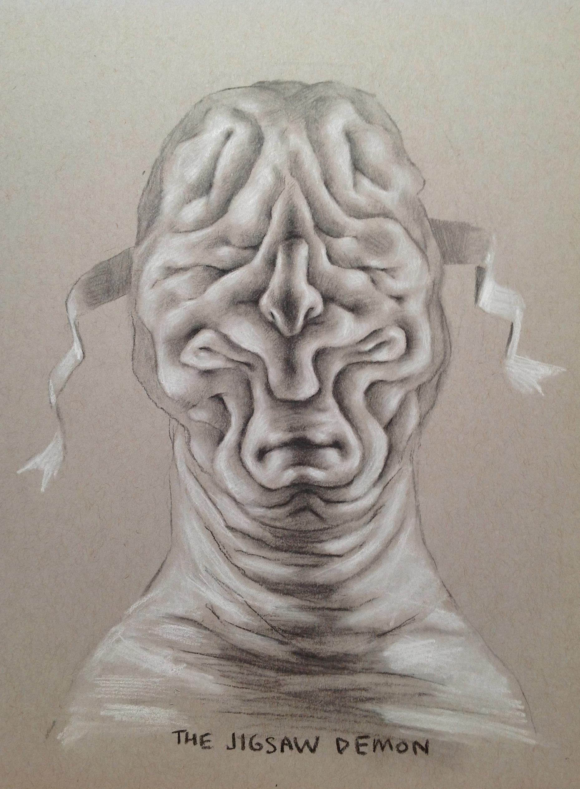 The Jigsaw Demon