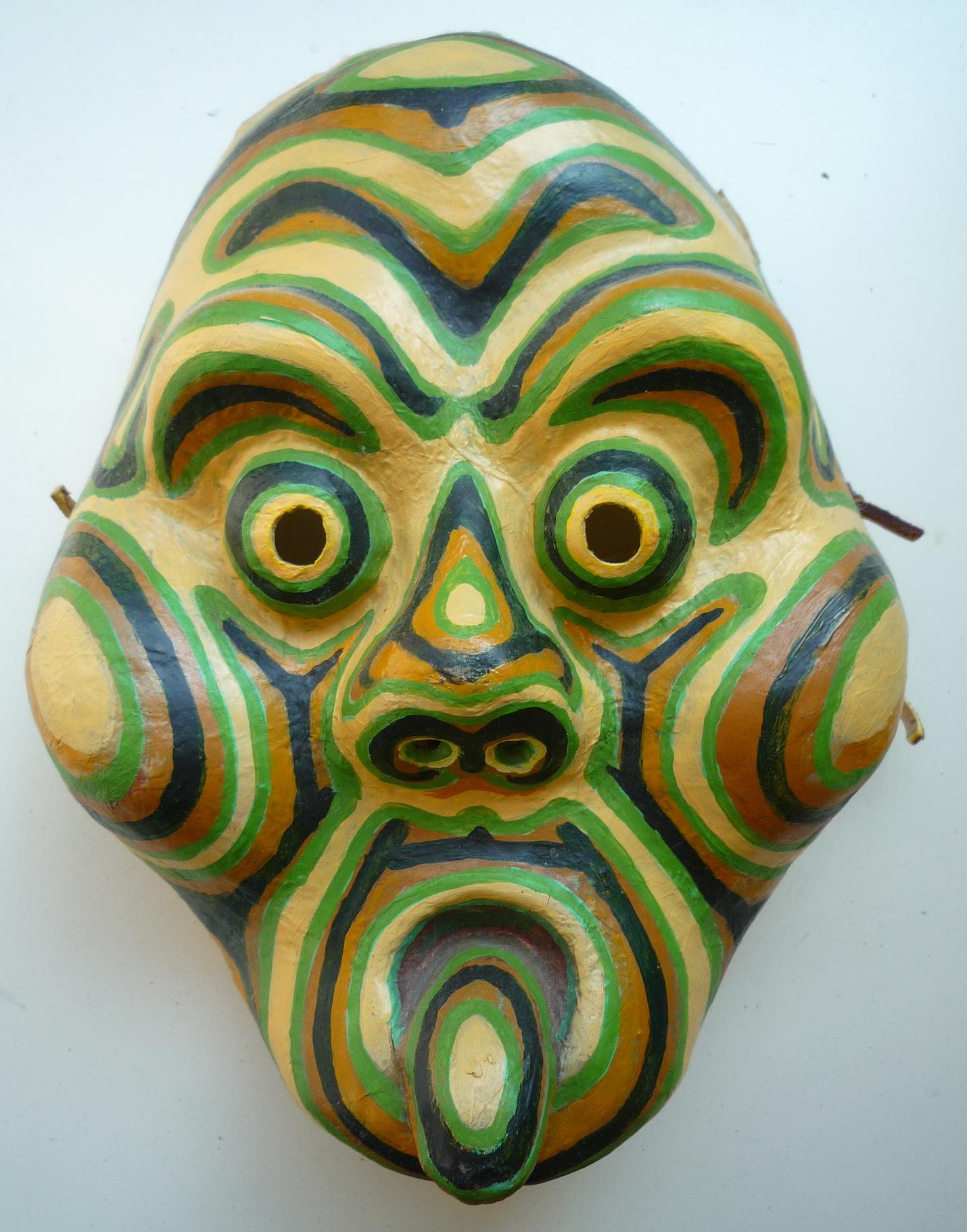 Radionic Shaman's mask