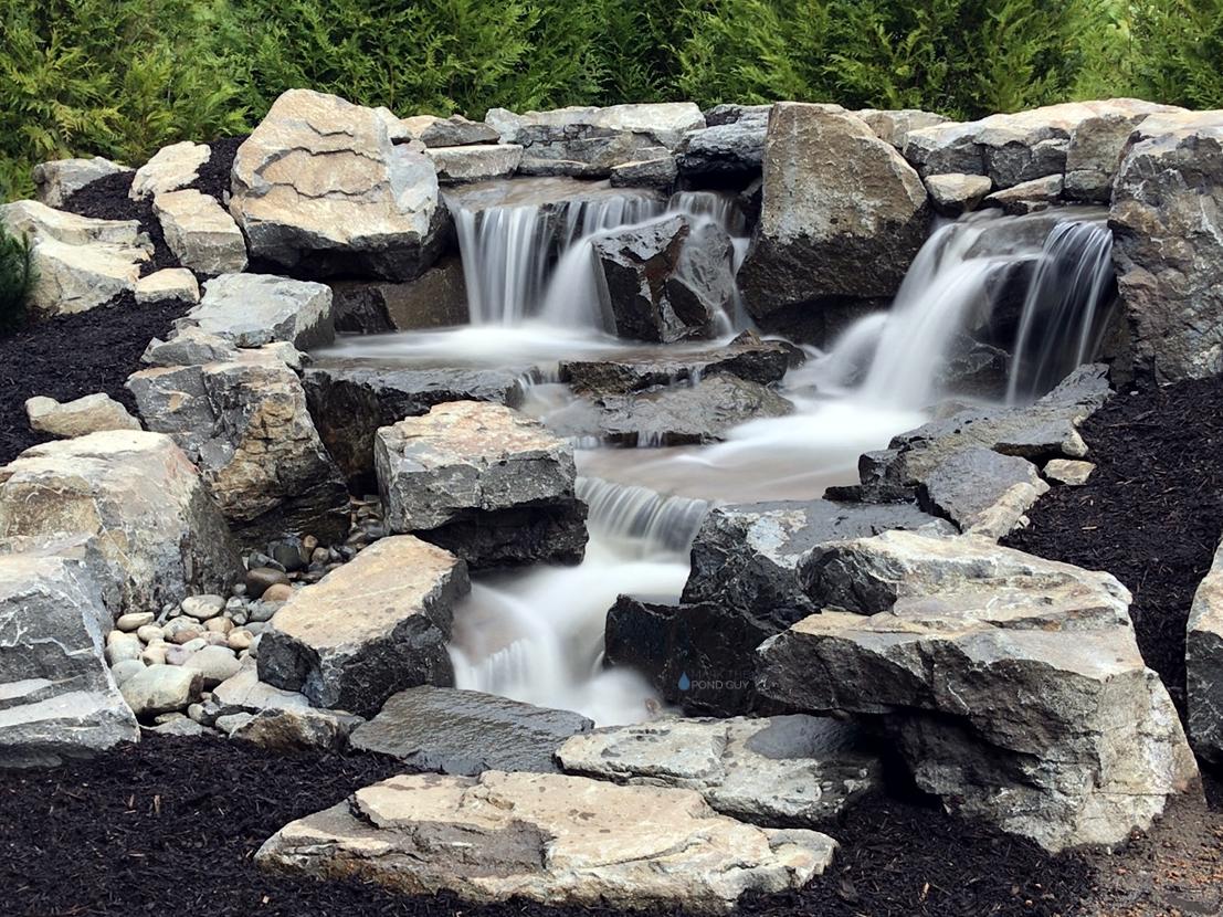 Custom Pond