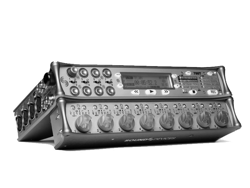 Audio Recorders & Field Mixers