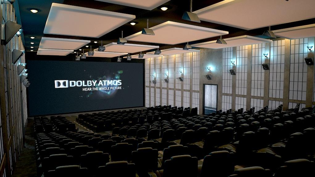 Dolby Atmos Cinema